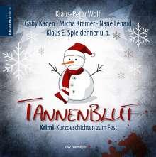 Klaus-Peter Wolf: Tannenblut, Buch
