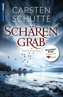 Carsten Schütte: Schärengrab, Buch