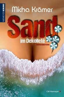 Micha Krämer: Sand im Dekolleté, Buch