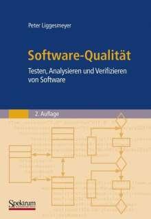Peter Liggesmeyer: Software-Qualität, Buch