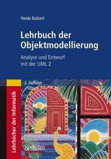 Heide Balzert: Lehrbuch der Objektmodellierung, Buch