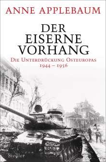 Anne Applebaum: Der Eiserne Vorhang, Buch