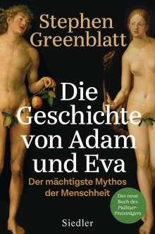 Stephen Greenblatt: Die Geschichte von Adam und Eva, Buch