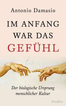Antonio Damasio: Im Anfang war das Gefühl, Buch