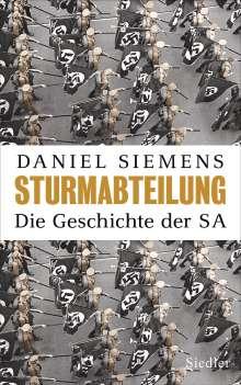 Daniel Siemens: Sturmabteilung, Buch