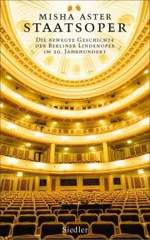 Misha Aster: Staatsoper, Buch