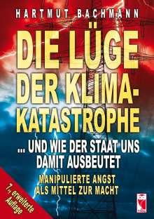 Hartmut Bachmann: Die Lüge der Klimakatastrophe, Buch