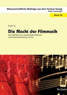 Guoyi Liu: Die Macht der Filmmusik, Buch