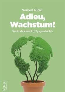 Norbert Nicoll: Adieu, Wachstum!, Buch