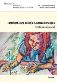 Jutta Ströter-Bender: Historische und aktuelle Kinderzeichnungen, Buch