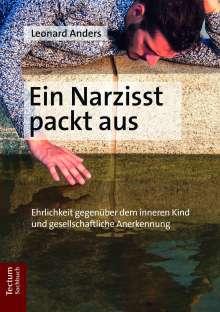 Leonard Anders: Ein Narzisst packt aus, Buch