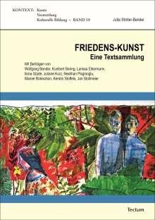 Jutta Ströter-Bender: Friedens-Kunst, Buch