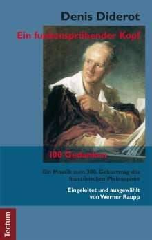Werner Raupp: Denis Diderot - Ein funkensprühender Kopf, Buch