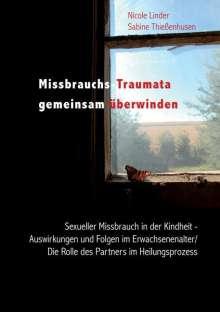 Sabine Thießenhusen: Missbrauchs-Traumata gemeinsam überwinden, Buch