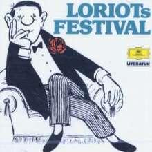 Loriot: Loriots Festival, 2 CDs