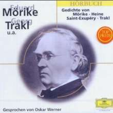Gedichte von Mörike, Heine, Saint-Exupery, Trakl. CD, CD