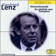 Siegfried Lenz: Deutschstunde / So zärtlich war Suleyken. CD, CD