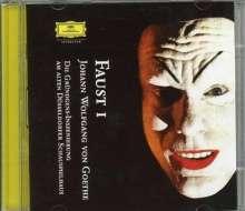 Johann Wolfgang von Goethe: Faust I. 2 CDs, CD