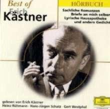 Erich Kästner: Best of Erich Kästner, 2 CDs