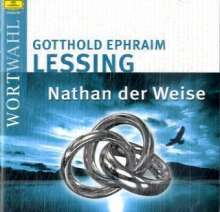 Gotthold Ephraim Lessing: Nathan der Weise, 2 CDs