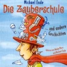 Michael Ende: Die Zauberschule und andere Geschichten, 2 CDs