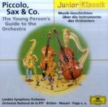 Piccolo, Sax & Co., CD