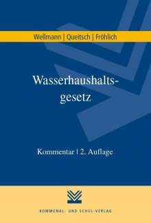 Susanne Rachel Wellmann: Wasserhaushaltsgesetz, Buch