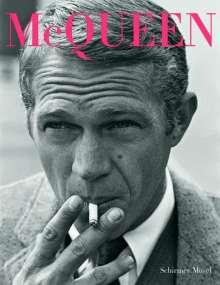 Steve McQueen, Buch