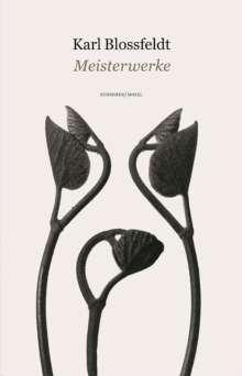 Karl Blossfeldt: Meisterwerke, Buch