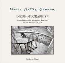 Henri Cartier-Bresson: Die Photographien, Buch