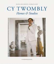 Cy Twombly: Homes & Studios, Buch