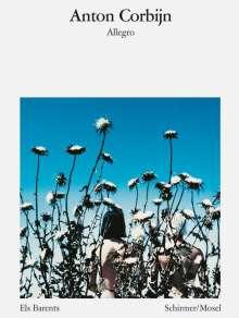 Anton Corbijn: Allegro, Buch