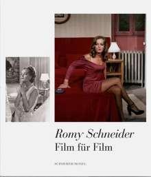 Romy Schneider: Film für Film, Buch