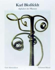 Karl Bloßfeldt: Alphabet der Pflanzen, Buch