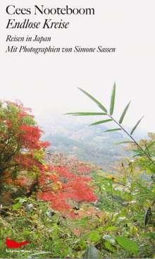 Cees Nooteboom: Endlose Kreise. Reisen in Japan, Buch