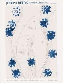 Joseph Beuys: Linie zu Linie - Blatt um Blatt. Die Zeichnungssammlung der Familie Beuys, Buch