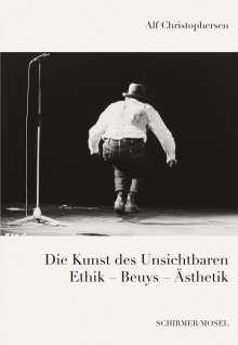 Joseph Beuys: Die Kunst des Unsichtbaren, Buch