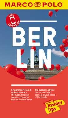 Christine Berger: MARCO POLO Reiseführer Berlin englisch, Buch