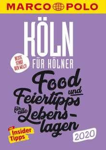 Ralf Johnen: MARCO POLO Beste Stadt der Welt - Köln 2020 (MARCO POLO Cityguides), Buch