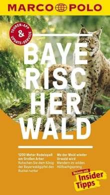 Christine Pierach: MARCO POLO Reiseführer Bayerischer Wald, Buch