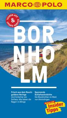 Bernd Schiller: MARCO POLO Reiseführer Bornholm, Buch