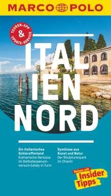 Bettina Dürr: MARCO POLO Reiseführer Italien Nord, Buch