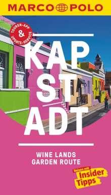 Kai Schächtele: MARCO POLO Reiseführer Kapstadt, Wine-Lands und Garden Route, Buch