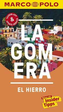 Michael Leibl: MARCO POLO Reiseführer La Gomera, El Hierro, Buch