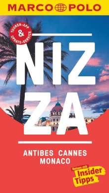 Jördis Kimpfler: MARCO POLO Reiseführer Nizza, Antibes, Cannes, Monaco, Buch