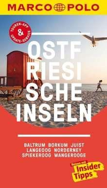 Klaus Bötig: MARCO POLO Reiseführer Ostfriesische Inseln, Baltrum, Borkum, Juist, Langeoog, Norderney, Spiekeroog, Wangerooge, Buch