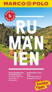 Kathrin Lauer: MARCO POLO Reiseführer Rumänien, Buch