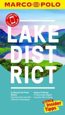 Michael Pohl: MARCO POLO Reiseführer Lake District, Buch