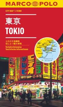 MARCO POLO Cityplan Tokio 1 : 15.000, Diverse