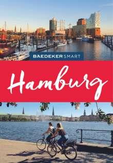 Dorothea Heintze: Baedeker SMART Reiseführer Hamburg, Buch